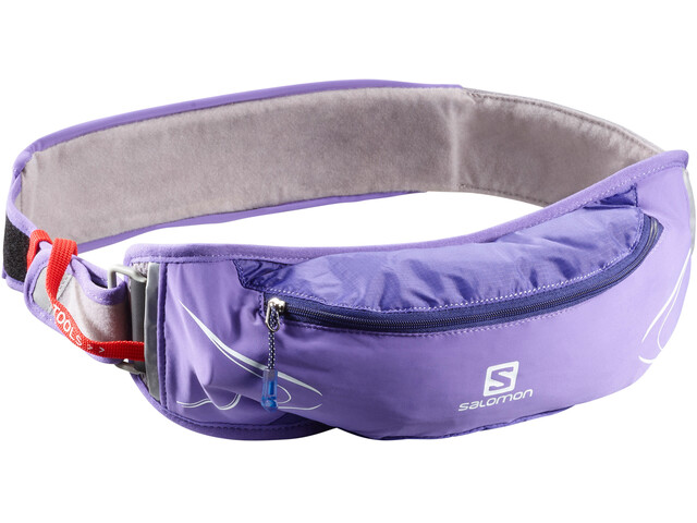 Salomon Agile 500 Belt Set purple opulence/medieval blue